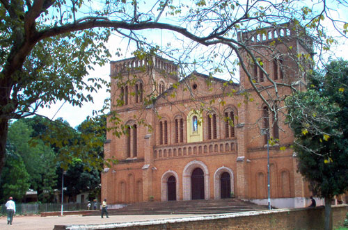 cathedrale bangui